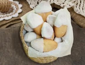 Печенье Грибочки сахарные