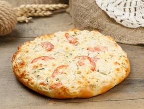 Пицца c курицей